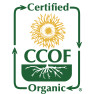 Ingredients by Nature is CCOF certified